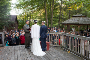 PHOTO | Paul Gargagliano / hazelphoto.com Davidson and Richman were married Sept. 26, 2015 at Camp JRF, the Jewish summer camp in South Sterling, Pa. at which they first met.