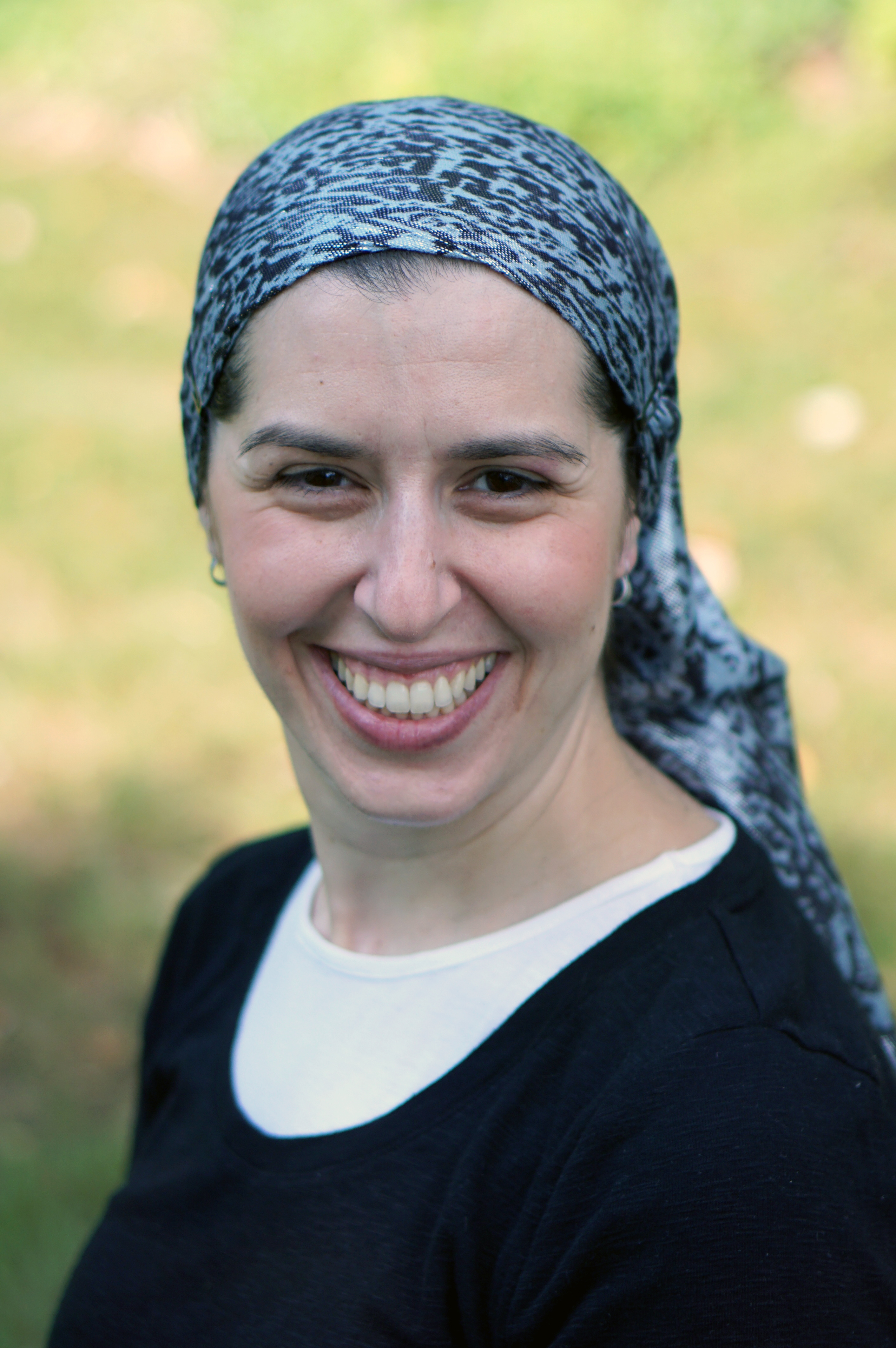 """""""We don't really talk about rights (in Jewish observance), we talk about responsibilities and obligations."""" Sarah Rudolph"""