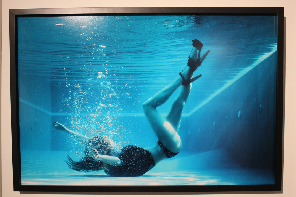 """Below the Surface"" by David Drebin, 2013, digital print, 20 inches by 30 inches."